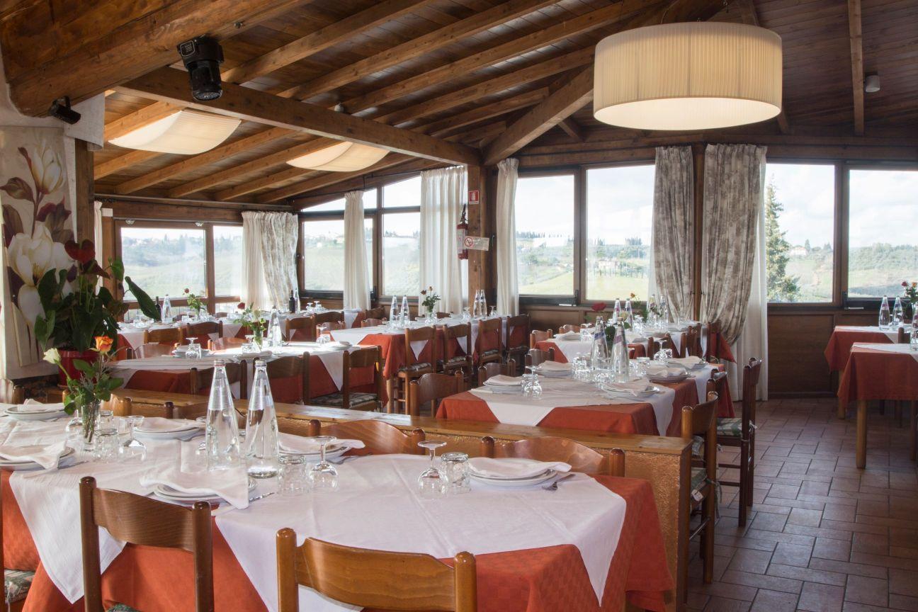 Agriturismo con cucina tradizionale a Montespertoli